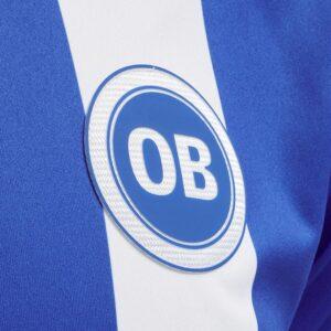 OB Hjemmebanetrøje 2020/21 Børn FORUDBESTILLING