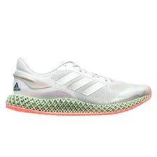 adidas 4D Run 1.0 - Hvid/Sølv/Pink