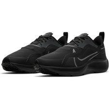 Nike Løbesko Air Zoom Pegasus 37 Shield - Sort
