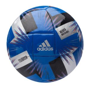adidas Fodbold Captain Tsubasa Pro Beach - Blå/Rød/Sort