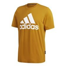 adidas T-Shirt Must Haves - Guld/Hvid