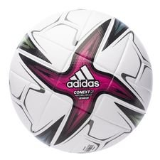 adidas Fodbold Conext 21 League - Hvid/Sort/Pink