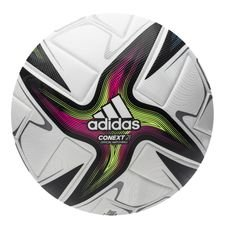 adidas Fodbold Conext 21 Pro - Hvid/Sort/Pink