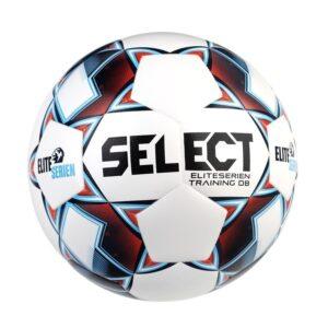 Select Fodbold Training V21 Eliteserien - Hvid/Blå