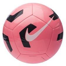 Nike Fodbold Pitch Training - Pink/Sort/Hvid