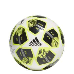adidas Fodbold Champions League Finale 2021 Club - Gul/Hvid/Sort