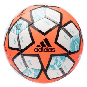 adidas Fodbold Champions League Finale 2021 Club - Hvid/Orange/Lilla