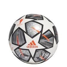 adidas Fodbold Champions League Finale 2021 Competition - Hvid/Sølv/Sølv