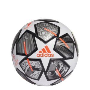 adidas Fodbold Champions League Finale 2021 League - Hvid/Sølv/Sølv FORUDBESTILLING