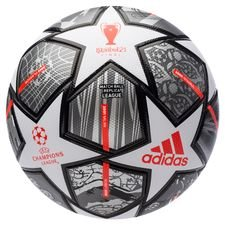 adidas Fodbold Champions League Finale 2021 League - Hvid/Sølv/Sølv